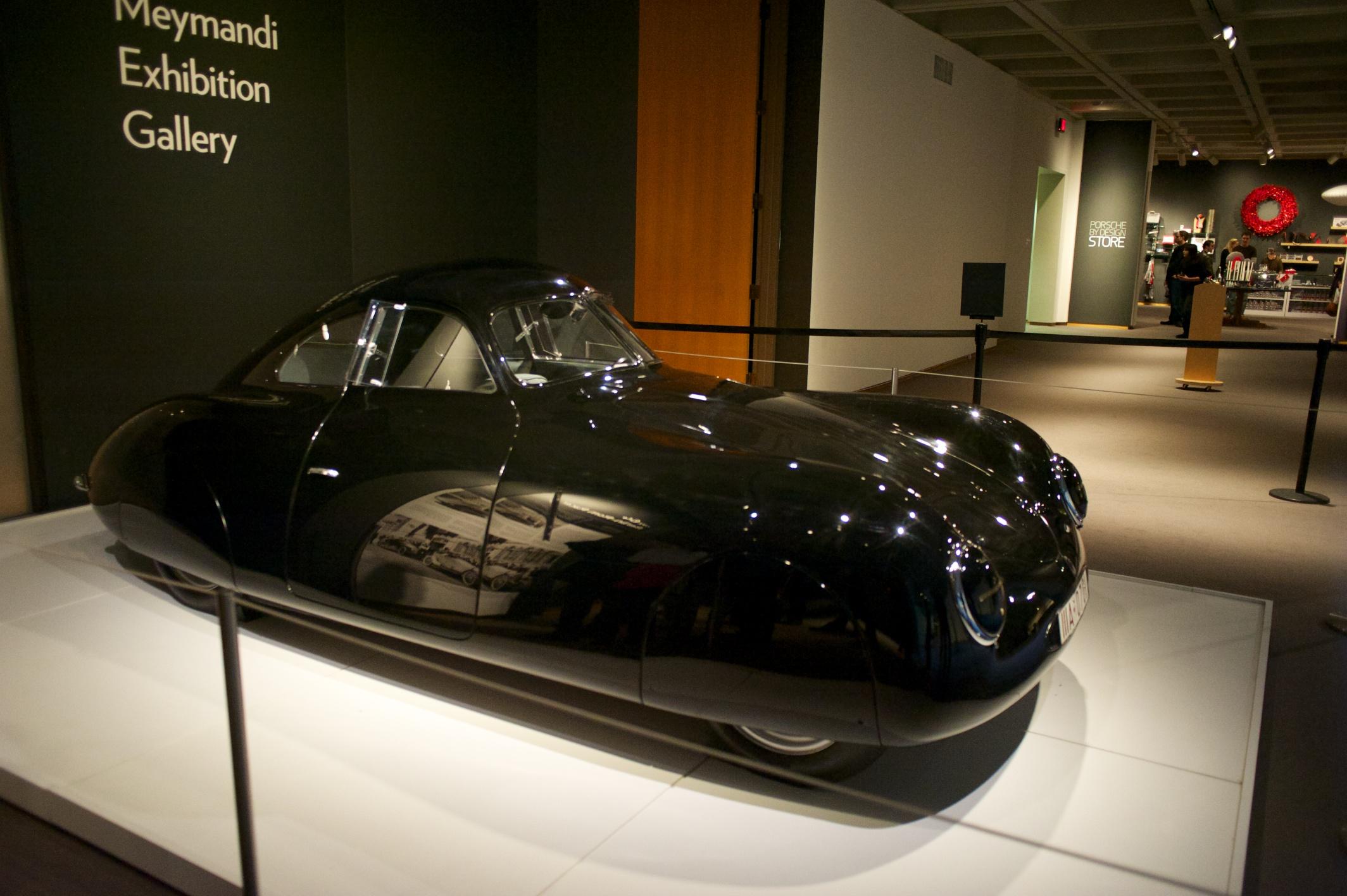 PorscheByDesign Show At NC Museum Of Art Raleigh Dec Hubaisms - Raleigh car show